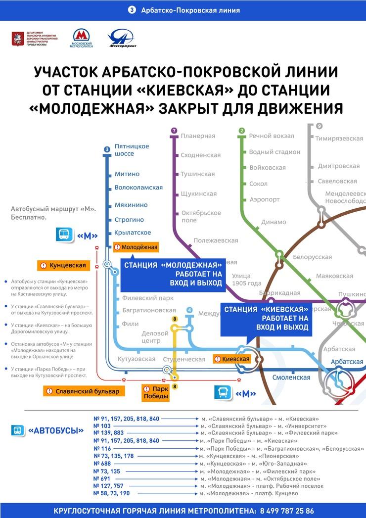 Шаховской маршрутка юго-западная славянский бульвар метро имеет