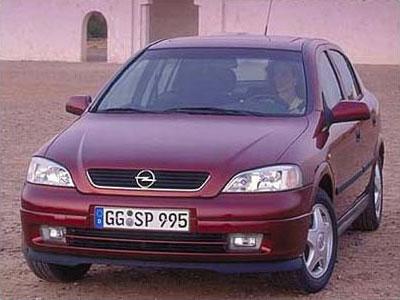 Opel Astra G 2.0 DTi 16V (lOlhp) Sedan.
